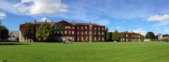 St. Patrick's College in Late Summer