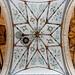 grote kerk ceiling in haarlem, the netherlands