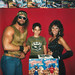 Macho Man and Elizabeth, Belleville, NJ, 1986 - 1 of 2