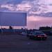drive-in screen