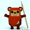 "LEGO Wicket the Ewok • <a style=""font-size:0.8em;"" href=""http://www.flickr.com/photos/44124306864@N01/17725619684/"" target=""_blank"">View on Flickr</a>"