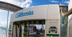JGE California CK45 Car Wash, Rear-Pano-2 (SGT.Tibbs) Tags: blue detail car yellow suffolk brandon angles location carwash wash brushes bristles bp polyurethane ck45 californiakleindienst californiarohe
