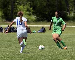 1v1 (TheWarners) Tags: girls youth football erin soccer pda rep mills showcase eagles 2015 erinmillssoccerclub gu16