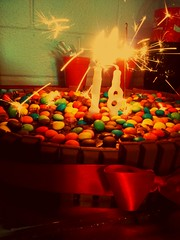 18th (oliveiracinthia) Tags: birthday cake 18th bday bolo