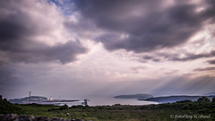 Firth of Clyde above Largs (FotoFling Scotland) Tags: firthofclyde