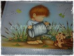 """m_10574725_845824478840377_1632965225_n (Luanna Milanez """" Pintura em Tela e Tecido"""") Tags: em pintura tecido"""