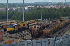 Colas Rail 60047 (adambarber1996) Tags: up grid rail brush class tug 60 56 decoy doncaster colas mirlees