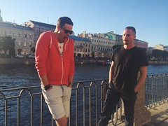 interesting tale (Alexey Tyudelekov) Tags: me petersburg misha tale fontanka
