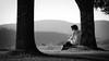 after work (mimayerle) Tags: summer blackandwhite colors outdoors schweiz europa seasons sommer pointofview draussen aussen kanton zofingen graustufen schwarzundweiss heiternplatz aargauag