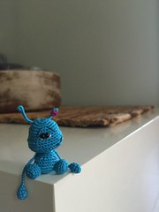 Available: #POSITIVITY bugs aka DOLLS for DOLLS or for you (Soneekk) Tags: cute bug dolls handmade ooak critter alien gift tiny kawaii present bjd etsy amigurumi creature