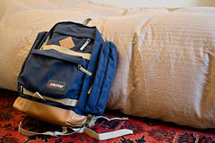 Eastpak Returnity (Ludovic C) Tags: vintage backpack eastpak returnity