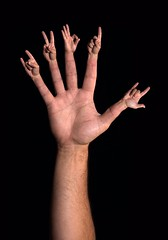 Hand #TrickPhotography (rogerse4335) Tags: trickphotography