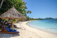 Blue Lagoon beach (TimoOK) Tags: fiji fidzi bluelagoon meri sea palmu palm puu tree beach ranta