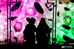 Samen naar 020 Light festival