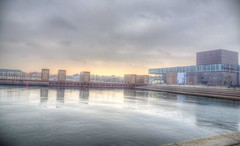 Architecture meets Art (blavandmaster) Tags: winter 6d clouds himmel ciel 2016 sælland wolken architektur seascape city incredible königlich handheld copenhagen 24105 christiankortum canon photomatix hauptstadt københavn danmark sjælland skuespilhuset danish water wasser seeland sea happy dänemark processing kopenhagen strong hdr denemarken interesting harmonic lovely light architecture complete eos6d saelland perfect nuages royal eau capital denmark cityscape