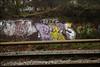 Bam / Rors / CTR (Alex Ellison) Tags: bam tgs rors irp ctr cityrollers northlondon trackside railway urban graffiti graff boobs