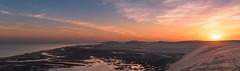 Sunset at Dunes! (aliffc3) Tags: sunset sunsethour sanddunes mesaieed qatar nikond750 nikon70200f4 panorama