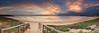 Beach sunrise panorama (-yury-) Tags: beach sunrise panorama curlcurl sydney nsw australia sea ocean drmaticsky