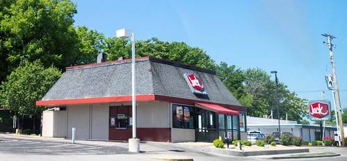 Older, box-shaped Jack in the Box