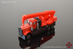 No. 720 | XIONG FENG DA | Kenworth Rescue Fire Dept Truck (www.diecastfirecollection.com) Tags: diecast metal model toy emergency fire feuerwehr bomberos pompiers fuoco department fd 164 collection xiongfengda kenworth rescue dept truck