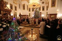 130. Nativity of the Lord at Lavra / Рождество Христово в Лавре 07.01.2017