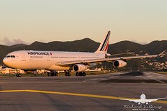 Air France A340-300_AH3V3997 (RJJPhotography) Tags: sxm princessjulianainternationalairport saintmaarten caribbean tncm