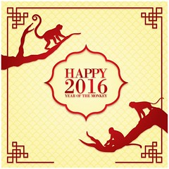 free vector Happy Chinese New Year 2016 Monkeys On Tree Background (cgvector) Tags: 2017 abstract art asian background banner beige border calligraphy card cartoon character cherryblossom chicken china chinese cny cock concept culture decoration design elements floral flower frame gold graphic greeting happy illustration lantern linedrawing lunar monkey new oriental pattern plum red rooster sign simple symbol template traditional tree vector vintage web year newyear happynewyear winter party animal chinesenewyear wallpaper color celebration holiday event happyholidays winterbackground