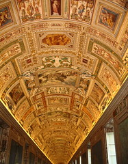 Roma Musei Vaticani (Eli.b.) Tags: volta interni galleria architettura edificio arte musei vaticano soffitto art