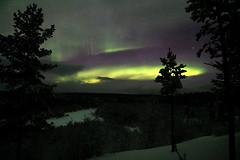 Aurora #3 (Strocchi) Tags: aurora borealis boreale finland finlandia night notte long exposure sigma 20mm f14