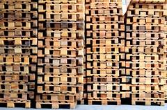 EPAL (martinasirena) Tags: pallets stack pile geometry geometric industry wood epal treviso outdoors