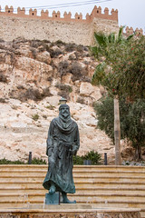 Alcazaba Fortress Almeria IMG_8377 (grebberg) Tags: almeria spain may 2016 alcazabafortress moorish alcazaba fortress