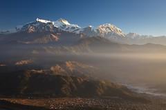 Annapurna II (camelos) Tags: nepal annapurna sarangkot mountains himalaya snow sunset
