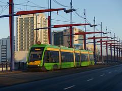 Solaris Tramino S105P #544 (FGKM) Tags: poznań mpkpoznań solaris tramino s105p 544 linia10 mostdworcowy