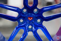 Vossen Forged HC Series - HC-1 - Fountian Blue - 48822 - © Vossen Wheels 2017 - 1004 (VossenWheels) Tags: forged forgedwheels fountainblue hc hcseries hc1 madeinmiami madeinusa polished vossen vossenforged vossenforgedwheels vossenwheels wheels ©vossenforged2017