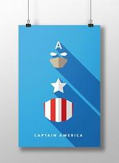 Capitão América (marciorodgs) Tags: capitão américa captain america universo marvel dc liga justiça pôster cartaz cartazes design plano ilustração ilustrações desenho desenhos comics quadrinho quadrinhos super herói heróis vilão vilões xmen pôsteres