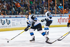 "Missouri Mavericks vs. Wichita Thunder, February 3, 2017, Silverstein Eye Centers Arena, Independence, Missouri.  Photo: John Howe / Howe Creative Photography • <a style=""font-size:0.8em;"" href=""http://www.flickr.com/photos/134016632@N02/32713948005/"" target=""_blank"">View on Flickr</a>"