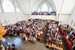 Noorderkerk, Enschede (Jaap Pol) Tags: church window worship tamron ultrawide kerk glasinlood 1024 dienst uwa ultrawideangle groothoek kerkdienst groothoeklens 1024mm tamron1024 77m2 a77ii a77m2 77ii slta77ii
