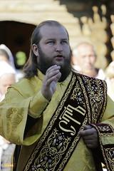 46. Patron Saint's day at All Saints Skete / Престольный праздник во Всехсвятском скиту