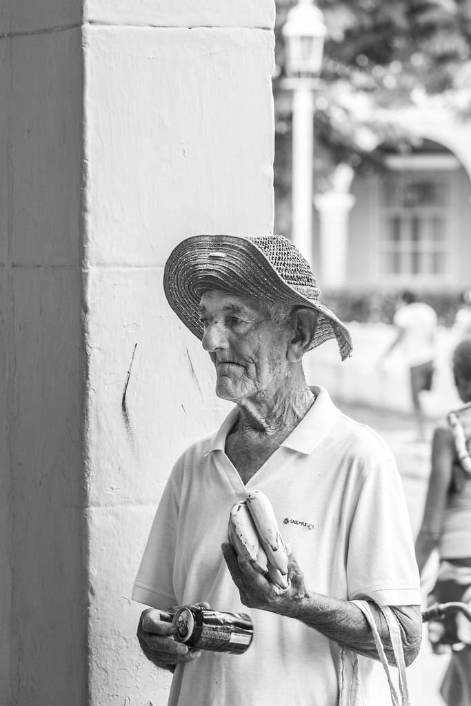 Le vieil homme - The old man