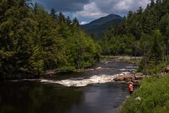 Adirondacks, NY (Pherit) Tags: summer mountain lake ny newyork river fishing stream mirrorlake adirondacks lakegeorge lakeplacid saranaclake tupperlake whitefacemountain
