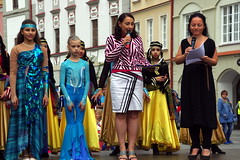 14.7.15 Ceska Pohadka in Trebon 74 (donald judge) Tags: festival youth dance republic czech south performance bohemia trebon xiii ceska esk mezinrodn pohadka pohdka dtskch mldenickch soubor