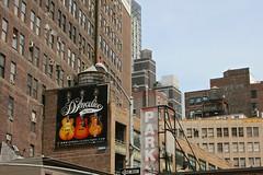 Midtown (Brian Aslak) Tags: city nyc newyorkcity urban usa signs newyork buildings unitedstates manhattan midtown northamerica metropolis 6thavenue 30thstreet