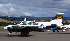 Beechcraft T-42A Cochise U.S.ARMY 12685 1965 1 (Jack Snell - Thanks for over 24 Million Views) Tags: ca tree breakfast airport vacaville jimmy flight center legends pancake nut beechcraft cochise beech 1965 usarmy nuttree doolittle 12685 t42a 20150328 20151024