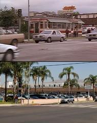 Forever Young (On Location in Los Angeles) Tags: losangeles melgibson location hollywood pasadena filming northridge southpasadena elijahwood jamieleecurtis georgewendt isabelglasser
