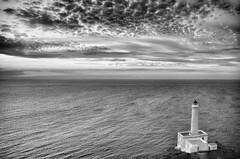 Sunrise (L▲iv ©) Tags: sun lighthouse sunrise faro nikon italia mare alba albany otranto salento puglia 2015 maradriatico palascia laivphoto adriaticosea