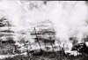 After the fire... (jasonkb) Tags: grass fire iso400 smoke australia darwin burning ilford 135mm burnoff zorki4 jupiter11