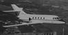 Dassault Mystere 20 Falcon F WJMK (Pabo5) Tags: transport jet privatjet corporatejet dassaultfalcon20 vipjet