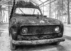 Old car (Peter.Beck) Tags: car decay