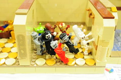 VA BrickFair 2015 Adventurer's Labyrinth (EDWW day_dae (esteemedhelga)) Tags: lego bricks minifigs moc minifigures edww brickfair daydae esteemedhelga adventurerslabyrinth vabrickfair2015