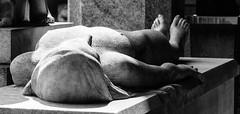 studio di graziosa fanciulla ignuda e defunta (pino piedimonte) Tags: bw sexy nude monocromo blackwhite body milano biancoenero cimitero monumentale nudo monocrome blackwhitephotos neroametà licwip pinopiedimonte